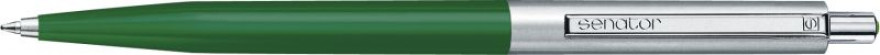 Senator Point Polished Metal Green