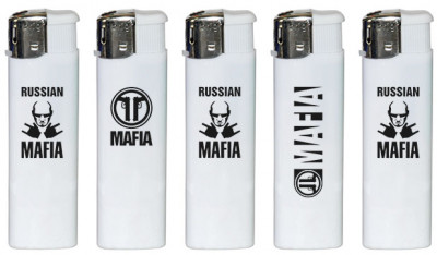 Логотип «Мафия»