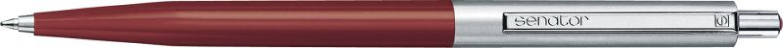 Senator Point Polished Metal Red